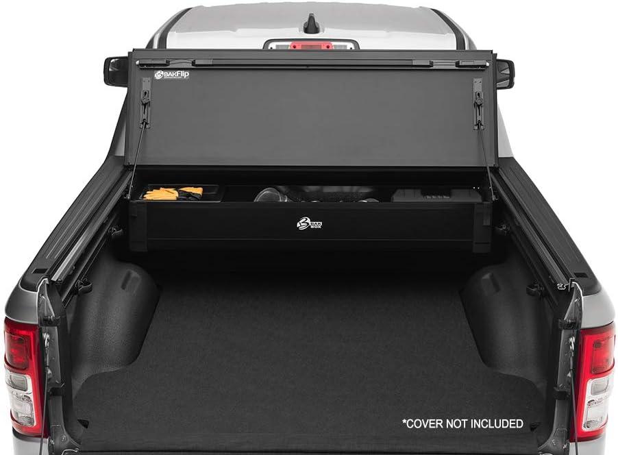 92120 19 Limited//Legacy GM Silverado 15-19 All Beds BAK BAKBox 2 Fold-Away Utility Box Sierra   2014 1500 Fits 2014-18