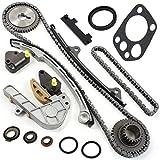Brand New TK10060 (164 LINKS) Timing Chain Seal Kit QR25DE Engine for 02-06 Nissan Altima Sentra 2.5L