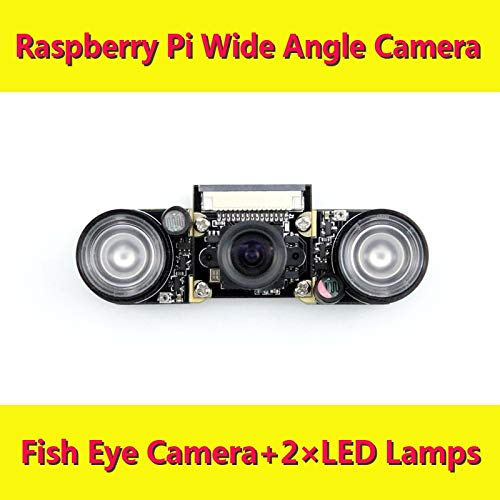 Generic Raspberry pi Wide Angle Fish Eye Camera RPI Webcam Suit Raspbian  DIY Development Kit Sell