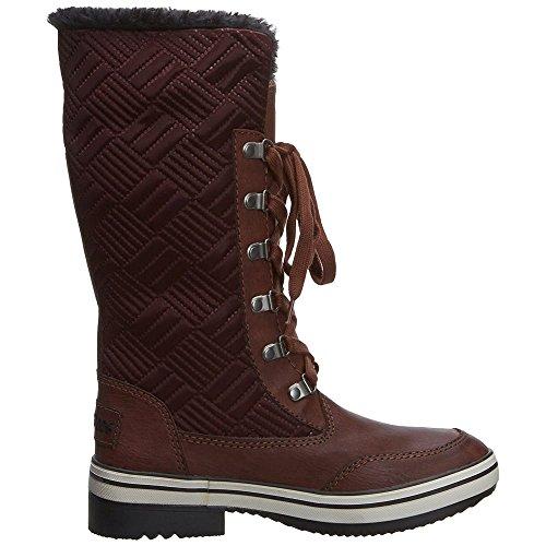 Rocket Dog Suri Winter Snow Boot - Tribal Brown UK7 - EU40 - US9 - AU8 Burgundy