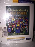 The Essential Elements of Public Speaking, DeVito, Joseph A., 0205791441