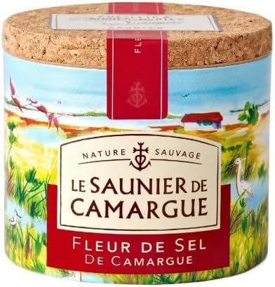 Salt: Le Saunier de Camargue Fleur de Sel