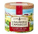 Le Saunier De Camargue Fleur De Sel (Sea Salt), 4.4 oz