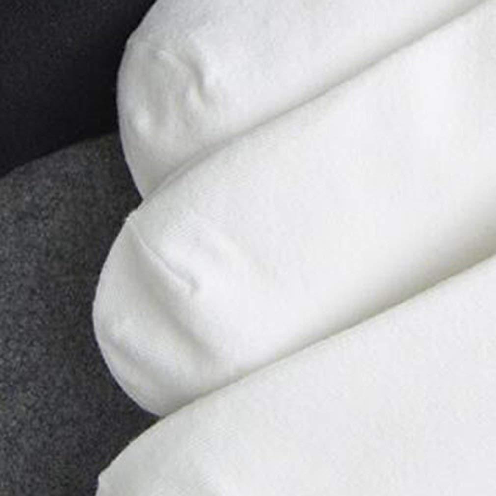 KinshopS Autumn Winter Teenage Girls Rainbow Stripe Middle Socks Cute Full Cotton Socks