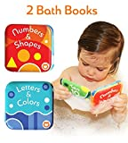 Best Bath Books - Baby Bath Books, Pack of 2 by Ba Review
