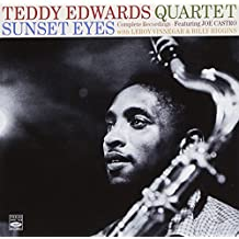 Teddy Edwards Quartet Sunset Eyes. Complete Recordings
