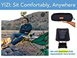 Trekology YIZI GO Portable Camping Chair with Adjustable...