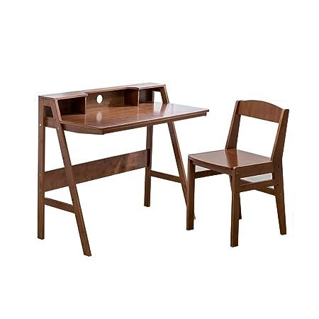 Juegos de mesas y sillas Escritorio para estudiantes y juego de ...