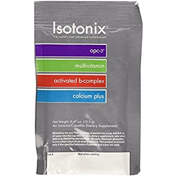 isotonix packets