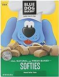 Blue Dog Bakery Peanut Butter Softies Dog Treat