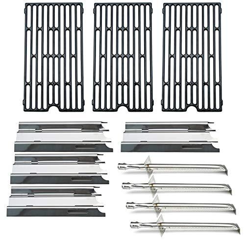 Direct store Parts Kit DG207 Replacement Vermont Castings Rebuild Kit Burner,Heat Plates,Cooking Grill Grids