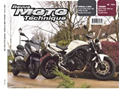 Technical Review YP125R motorcycle YAMAHA XMAX / 125 + TRIUMPH SKYCRUISER MBK - Ref 23669  RMT technical documentation can address the Result