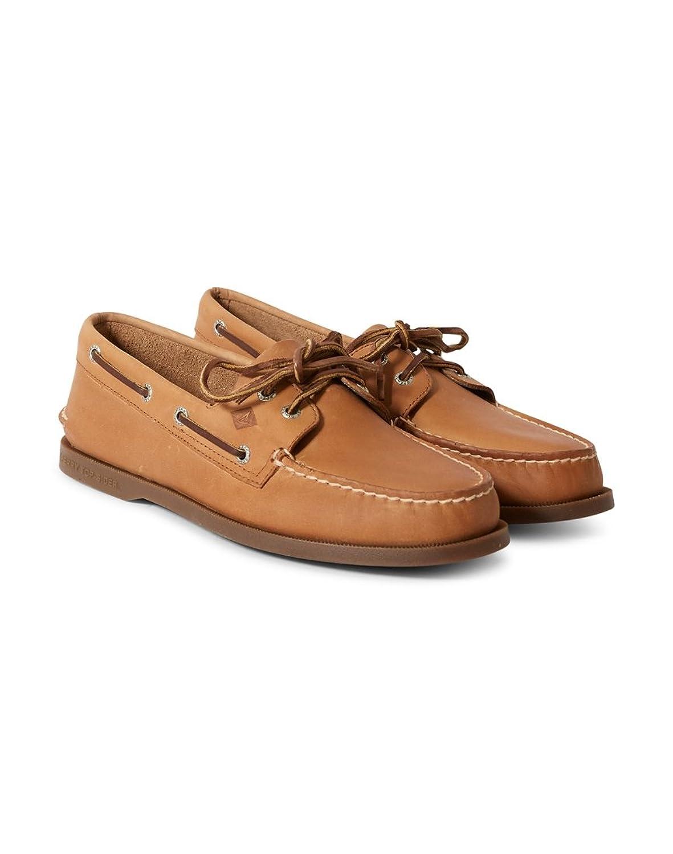 Sperry(スペリー) メンズ 男性用 シューズ 靴 ボートシューズ Authentic Original Sahara [並行輸入品] B07C8GNRT7 7 W (EE)