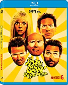 It's Always Sunny in Philadelphia: Season 6 [Blu-ray]