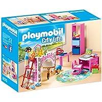 PLAYMOBIL® Children's Room Building Set