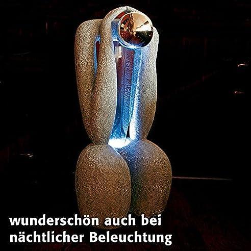 Amazing Wasserspiel Brunnen La Sculptura: Amazon.de: Küche U0026 Haushalt Images