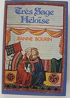 Très sage Héloïse, Bourin, Jeanne