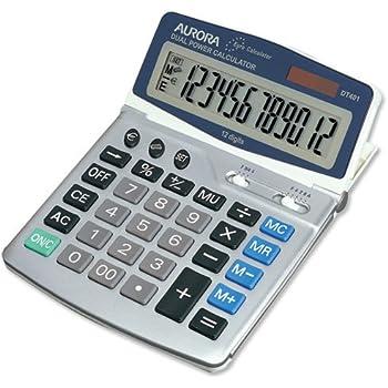 Aurora Euro Calculator DT401