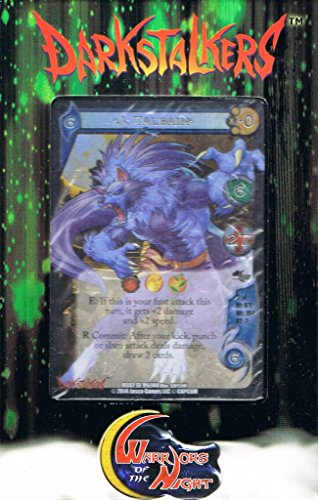 riors of the Night J. Talban Starter Deck ()