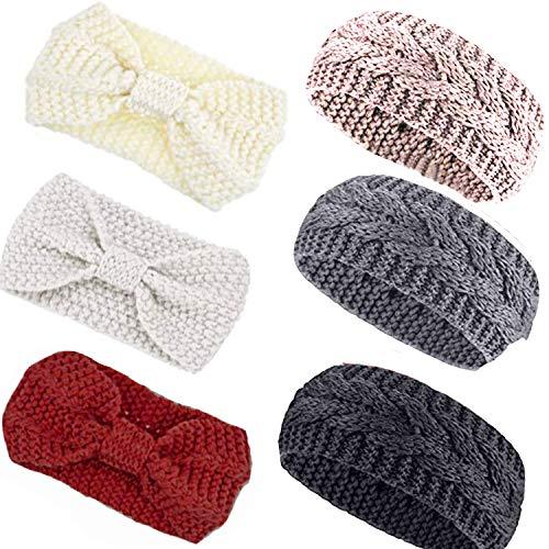 6 Pieces Winter Crochet...