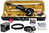 Bunnel EDGE Electric Violin Outfit Jet Black Amp - Best Reviews Guide