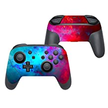 Yuntown Vinyl Decal Sticker Skin Cover Cool Pattern for Switch Pro Controller -K0D1
