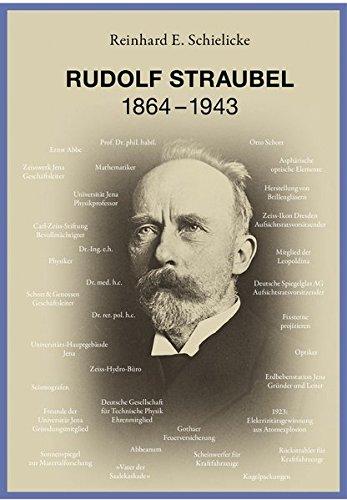 Rudolf Straubel: 1864-1943