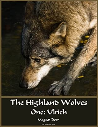 book cover of Highland Wolves One