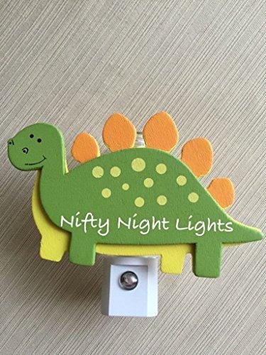 Dinosaur Night Lights Kritters In The Mailbox Dinosaur