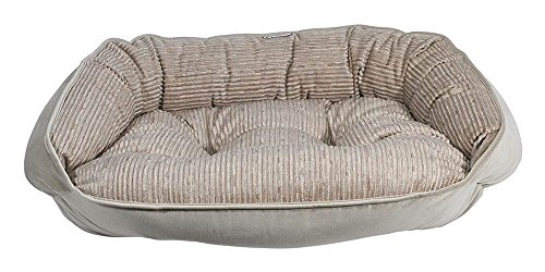 Bowers Crescent Bed, Large, Wheat