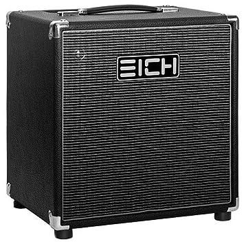 Eich Amps BC 112 · Amplificador bajo eléctrico