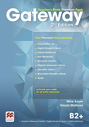 Gateway B2+ Teacher's Book Premium Pack ebook