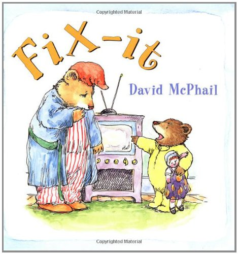 Fix-It Board Book ebook