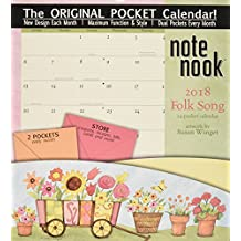 Folk Song 2018 Note Nook