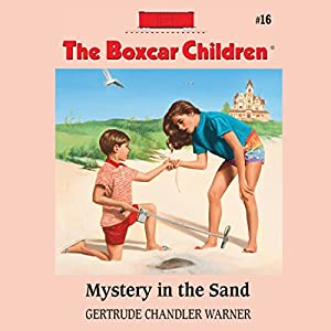 Mystery in the Sand Audiobook