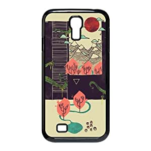 Samsung Galaxy S4 9500 Cell Phone Case Black A World Within SUX_180487