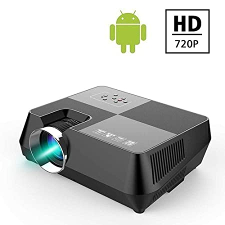 Mini proyector video Android, Proyector multimedia portátil ...