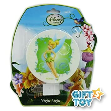 Amazon.com: Disney Tinkerbell Luz Nocturna: Baby