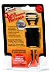 Echo Quick Release, Black, One Size