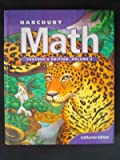 Harcourt Math, Grade 6, Harcourt School Publishers Staff, 0153207639