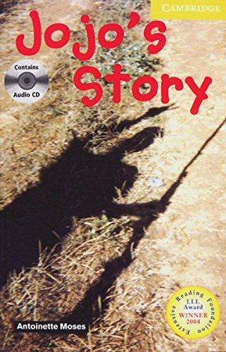 Jojo's Story: Englische Lektüre für das 1., 2., 3. Lernjahr. Book + Audio CD (Cambridge English Readers)