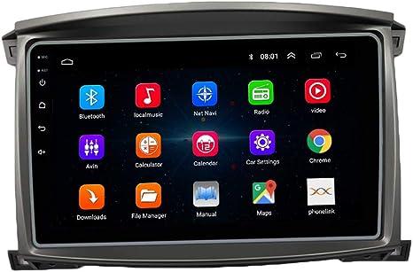Kunfine Android 10 Autoradio Autonavigation Steuergerät Stereo Multimedia Player Gps Radio Ips 2 5 D Touchscreen Lenkradkontrolle