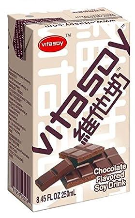 Bebida de soja Vitasoy, 8.45onzas (24unidades ...