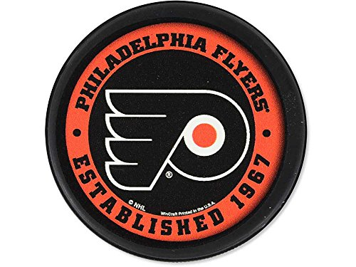 (WinCraft NHL Philadelphia Flyers Packaged Hockey Puck)