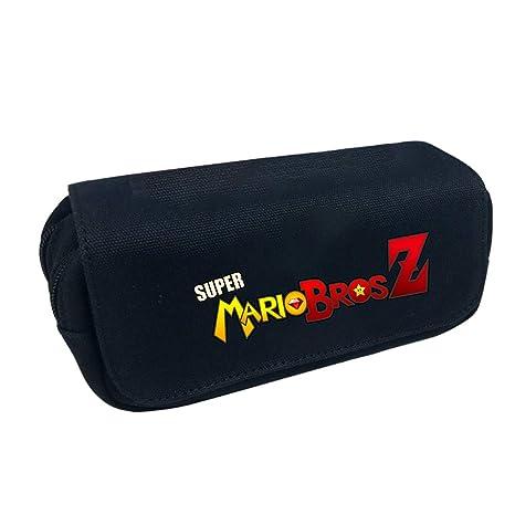 Super Mario Estuche de Lápices Multifunción de Gran ...