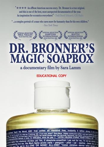 Dr. Bronner's Magic Soapbox (Institutional Use - High Schools/Libraries/Non-Profits) by Reckon So Productions / Ghost Robot