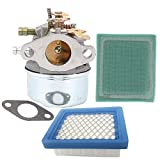 Anzac 640305 640346 Carburetor with air filter pre filter for Tecumseh OH195EA OH195EP OH195XA OH195XP OHH50 OHH55 OHH60 OHH65 Engine