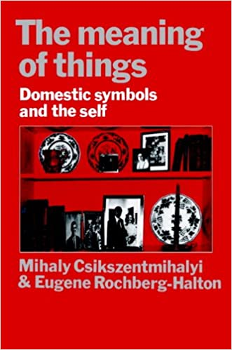 The Meaning Of Things Domestic Symbols And The Self Kindle
