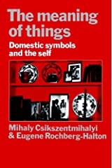 The Meaning of Things: Domestic Symbols and the Self Kindle Edition