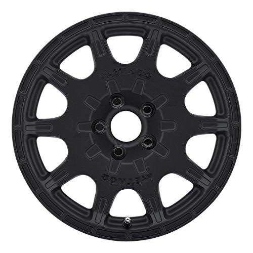 MR502 VT-SPEC 2, 15x7, +15mm Offset, 5x100, 56.1mm Centerbore, Matte Black by Method Race Wheels (Image #1)